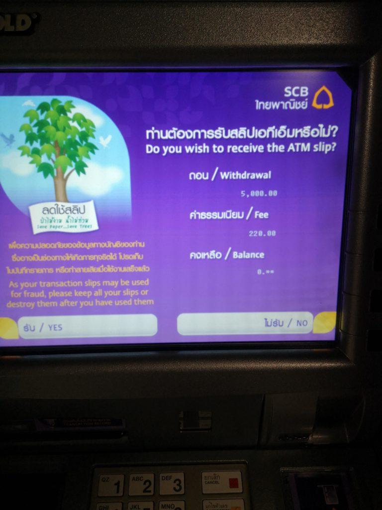 Revolut na Tailândia