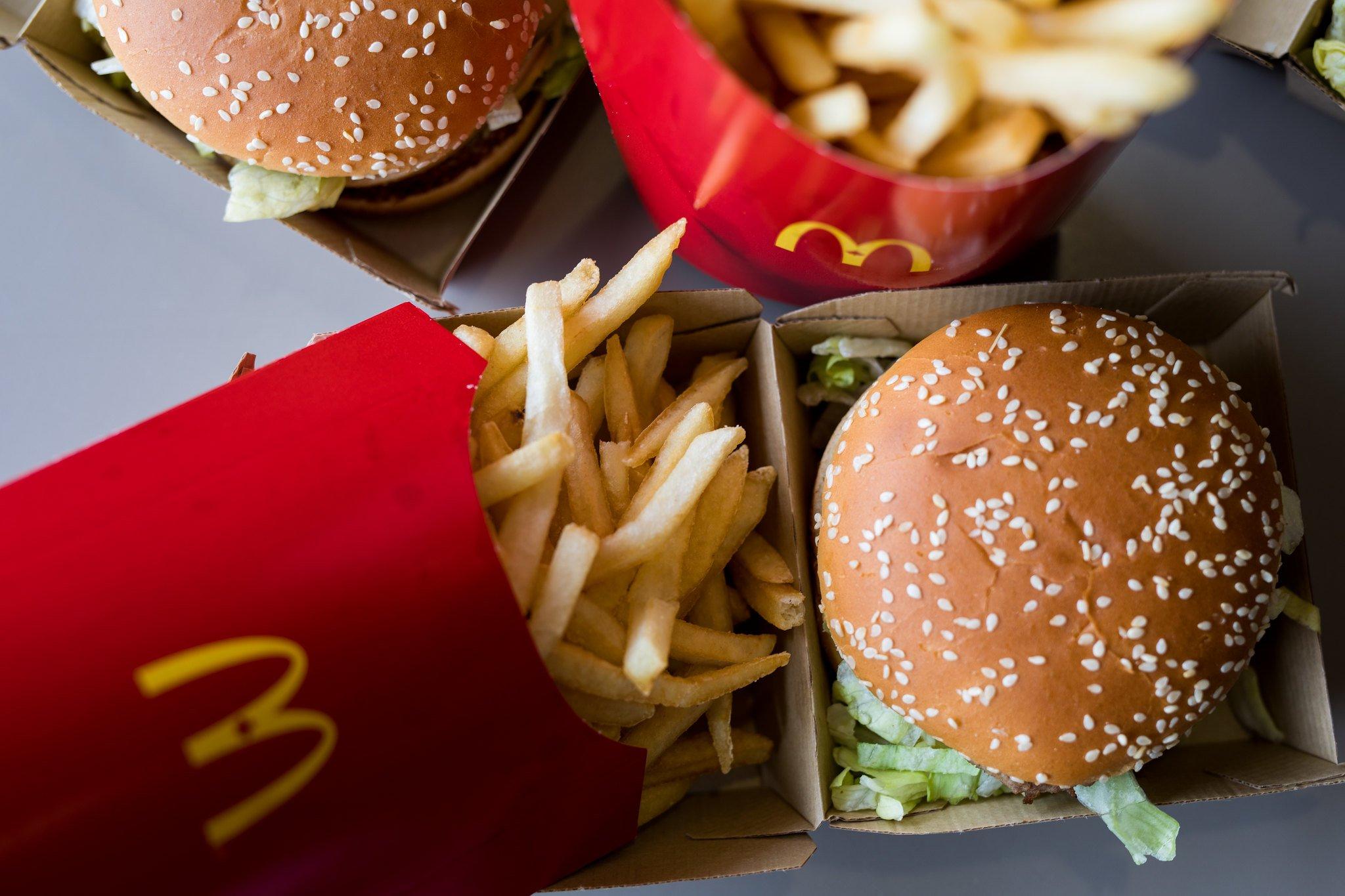 Revolut e McDonalds